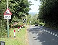 Keep in low gear , 17^ descent ahead, Mountain Road, Caerphilly - geograph.org.uk - 2561808.jpg
