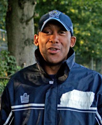 Keith Alexander (footballer) - Alexander in 2007
