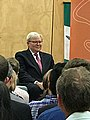Kevin Rudd, book launch, Bulimba State School, 25 October 2017.jpg