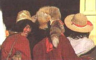 Kham - Khampas, the inhabitants of Kham