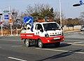 Kia emergency vehicle in Gyeongju, 2018.jpg