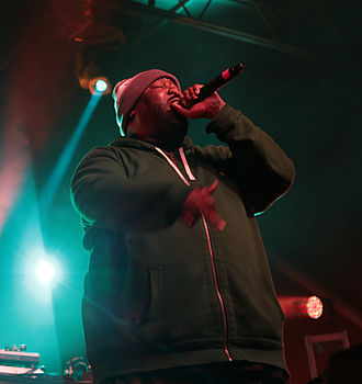 Killer Mike - Killer Mike performing in March 2014