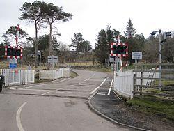 Kinbrace Level Crossing (14982227889).jpg