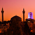 King Abdullah 1 Mosque at dusk.jpg
