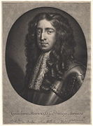King William III when Prince of Orange by Gerard Valck, after Sir Peter Lely.jpg
