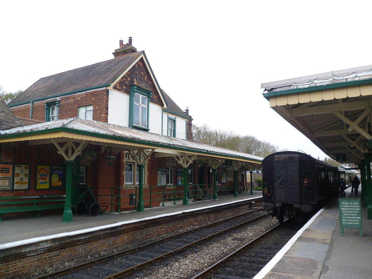 Kingscote Railway Station Wikipedia