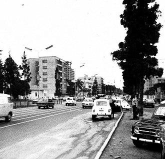 Timeline of Kinshasa - Image: Kinshasa blanc i negre b
