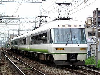 Minami Osaka Line - 26000 series Limited Express EMU (before renovation)