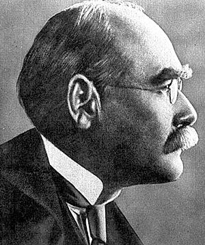 Twentieth-century English literature - Rudyard Kipling