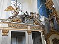 Kirche Altenklitsche 2014 Patronatsloge.JPG
