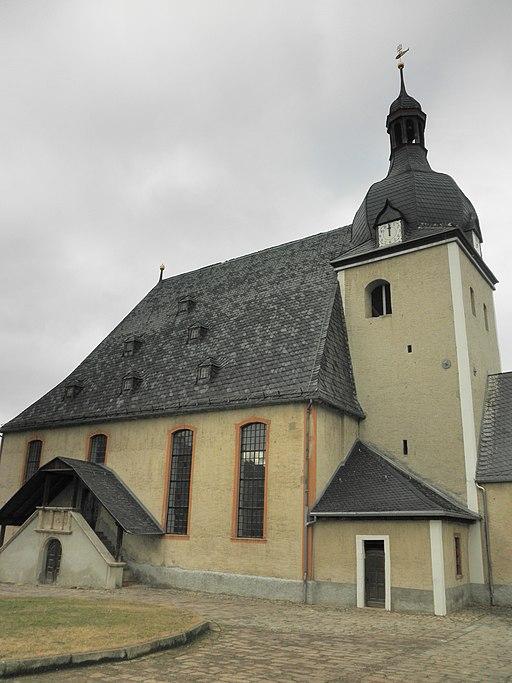 Kirche Großbrembach 2