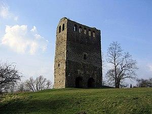 Romanesque Road - Haldensleben: Nordhusen Church ruin