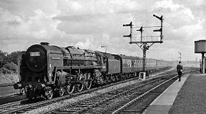 Kirkham and Wesham railway station - Image: Kirkham & Wesham 3 Station 2054232 7eec 5f 47
