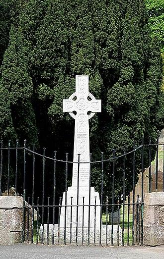 Kirkoswald, South Ayrshire - Image: Kirkoswald war memorial geograph.org.uk 827151