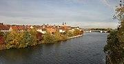 Kitzingen Stadtbild