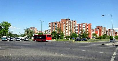 Kaip pateikti į Miško rajonas viešuoju transportu - Apie vietovę