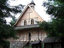 Klasztor Albertynek na Kalatówkach T11