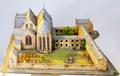 Kloosterkerk Den Haag, maquette, Mieneke van Gogh Modelmaking, 2005.png