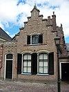 foto van Woonhuis in een aan de Hollandse renaissance refererende bouwtrant