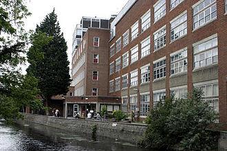 Kingston University - Knights Park campus