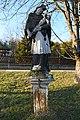 Kocsola, Nepomuki Szent János-szobor 2021 02.jpg