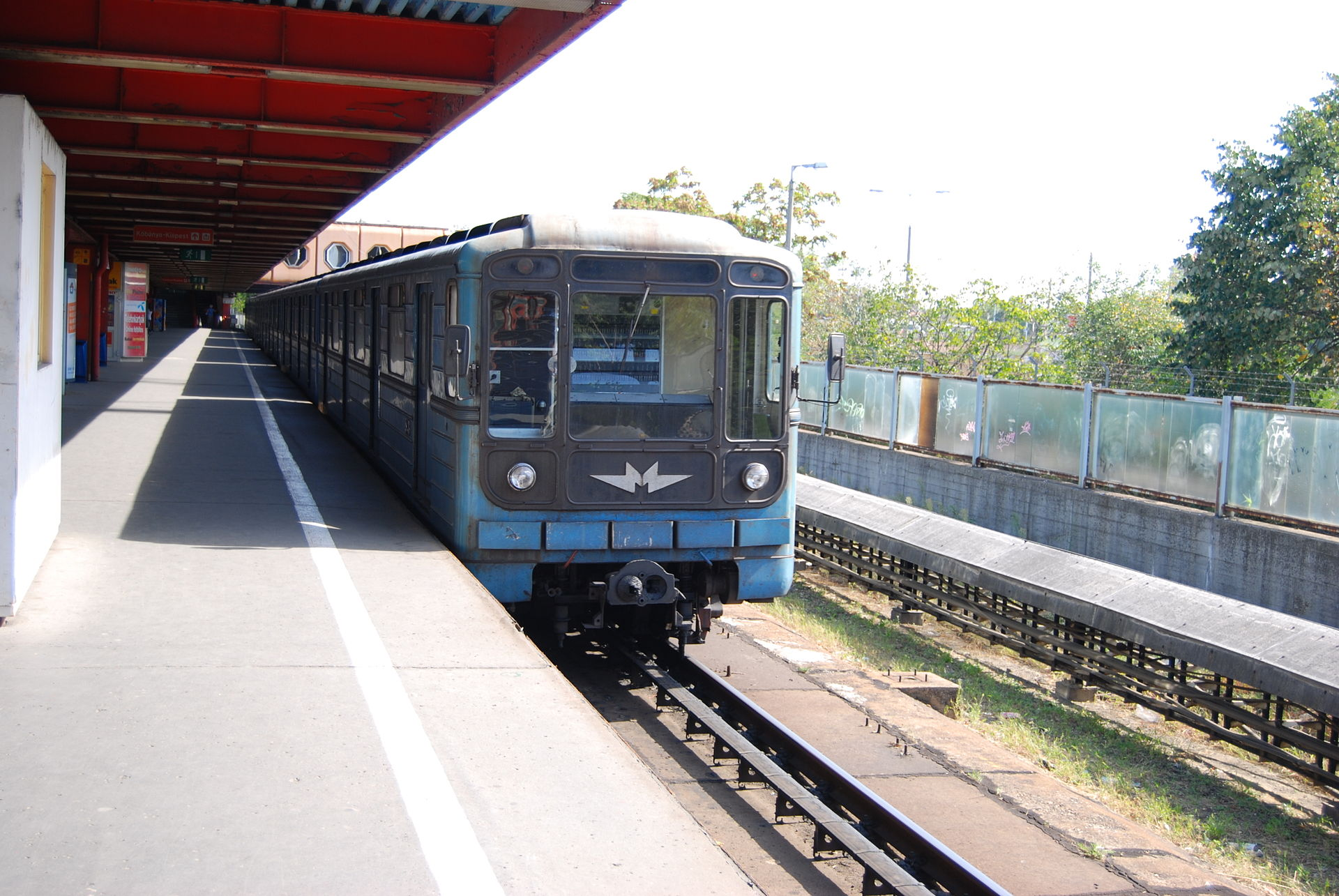 ブダペスト地下鉄の画像 p1_13