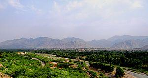 Kohat - Kohat Valley