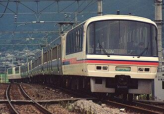 213 series - Image: Kokutetsu 213 marine liner 11