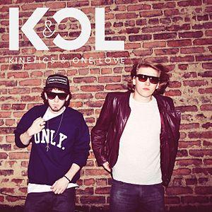 Kinetics & One Love - Image: Kolbrick 2