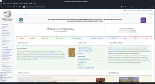 Konqueror Web browser