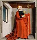 Konrad Witz - Die Ecclesia - Heilsspiegelaltar Basel.jpg