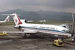 Korean Air Lines Boeing 727-46 Green-1.jpg