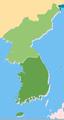 Korean Peninsula notext.png