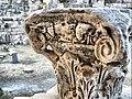 Kos, Greece ancient column capital.jpg