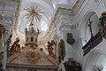 Kostel Panny Marie Pomocnice na Chlumku - nad hlavním oltářem.jpg