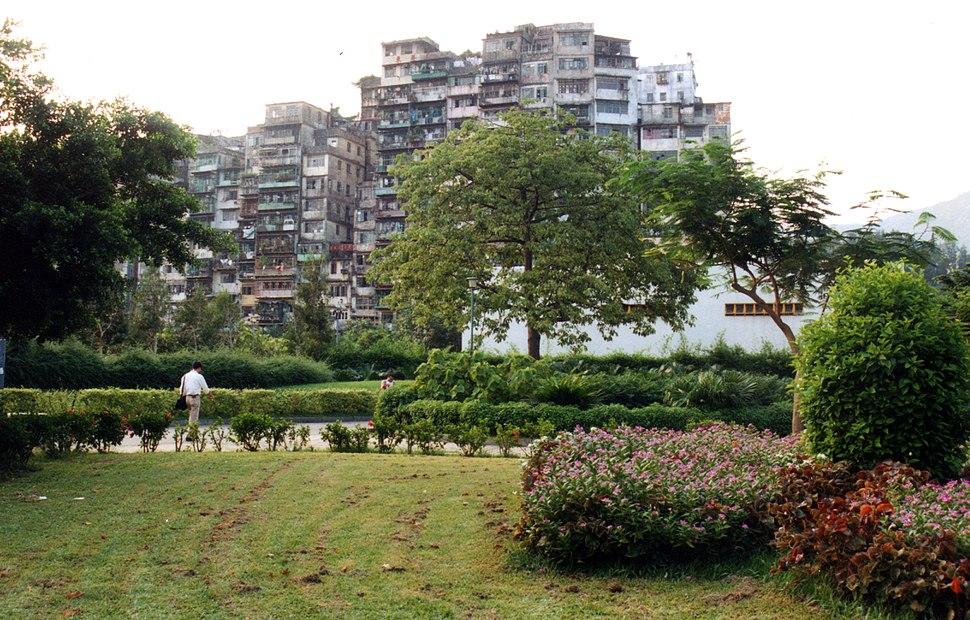 Kowloon Walled City - 1991