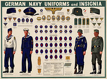 Ranks In Marine >> Kriegsmarine - Wikipedia