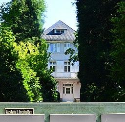Jaminstraße in Kronberg im Taunus