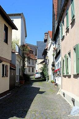Schirnstraße in Kronberg im Taunus