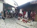 Kruja bazaar street.jpg