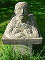 Ksenija Jaroševaitė Gulinti (Jeruzalė Sculpture Garden).jpg