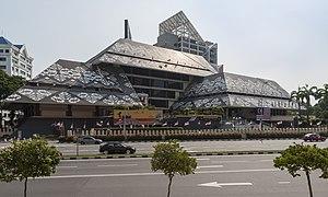 National Library of Malaysia - Image: Kuala Lumpur Malaysia National Library of Malaysia 02
