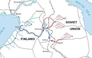 Battle of Kuhmo