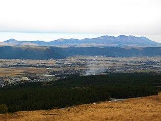 Mount Kujū - Image: Kuju 01