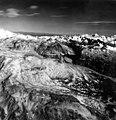 Kukak Glacier, valley glacier in the background, August 26, 1969 (GLACIERS 7020).jpg