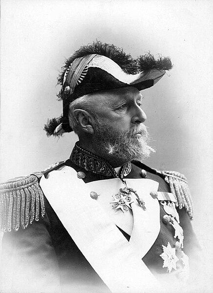 File:Kung Oscar II (1829-1907), porträtt - Nordiska Museet - NMA.0033399.jpg
