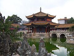 Kunming temple2