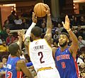 Kyrie Irving Pass in Traffic vs Andre Drummond.jpg