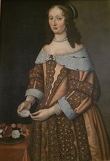 Maria Euphrosyne of Zweibrücken Swedish princess