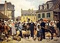 Léonce Petit Der Besuch des Präfekten 1874.jpg